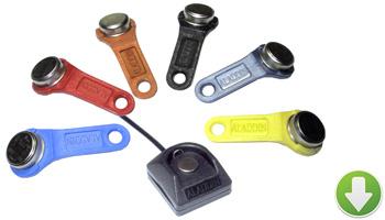 Скачать драйверы и утилиты 1-Wire/iButton (Dallas Touch Memory)