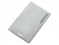 Толстая RFID-карта MIFARE Classic 1K Clamshell с номером, аналог
