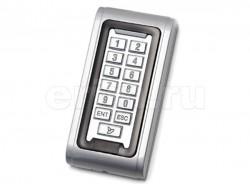 Matrix-IV EHT Keys Metal бесконтактный считыватель-антиклон с клавиатурой