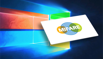 Настройка Rohos Logon Key для входа в Windows по картам MIFARE Classic 1K