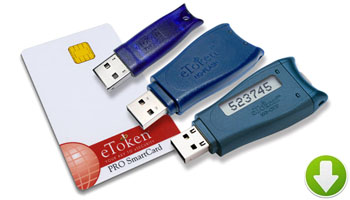 Скачать драйверы eToken (SafeNet Authentication Client