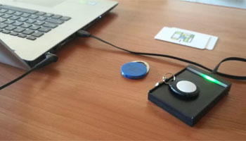 Rohos Logon Key для бесконтактной авторизации в Windows по RFID-картам